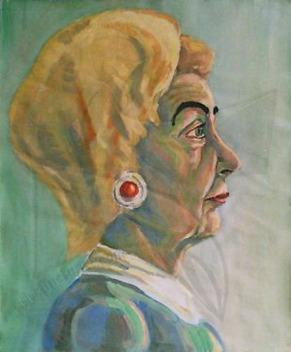 Портрет - живопис, картина